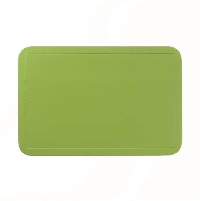 Prostírání UNI, PVC citron 43,5x28,5cm - Kela