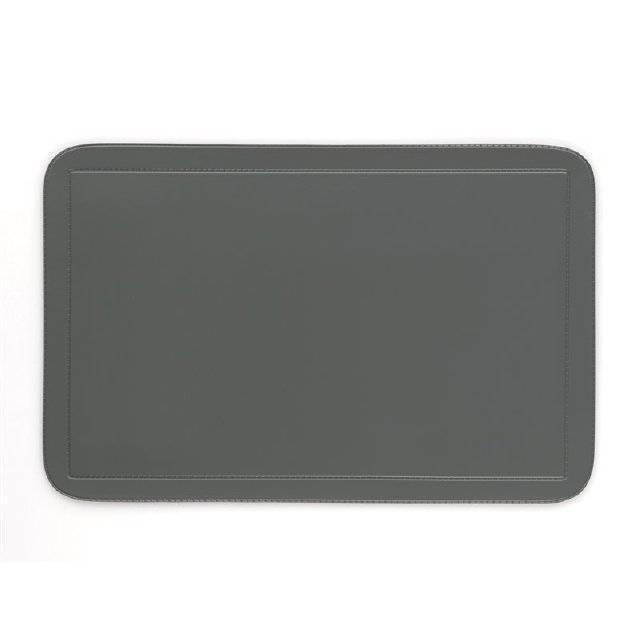 Prostírání UNI, PVC šedé  43,5x28,5cm - Kela