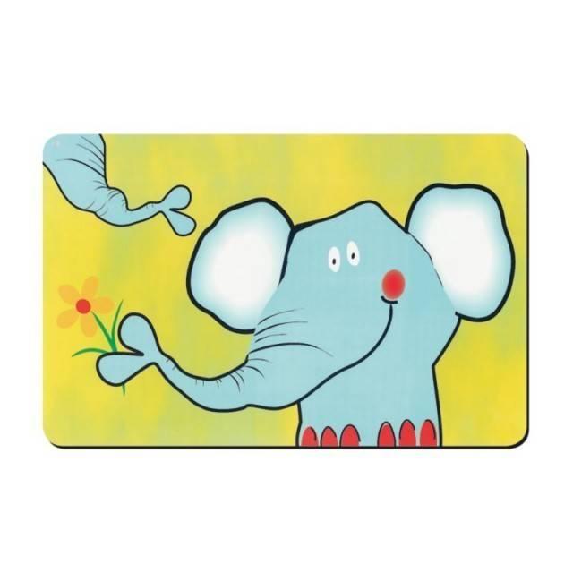 Prostírání slon - Kela