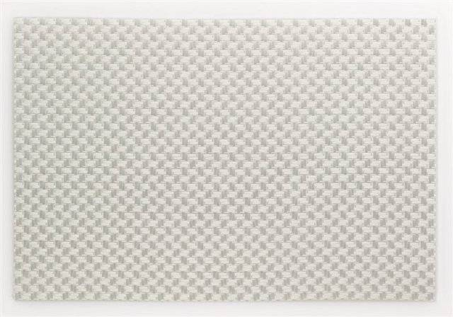 Prostírání Plato polyvinyl bílé 45x30 KL-15633 - Kela