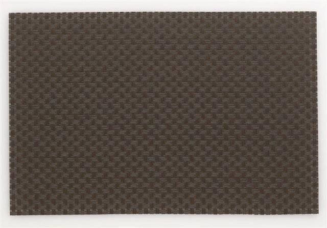 Prostírání PLATO tmavě hnědé 45x30cm - Kela