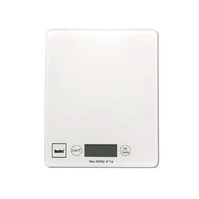 Váha kuchyňská digitální 5 kg PINTA bílá KL-15740 - Kela