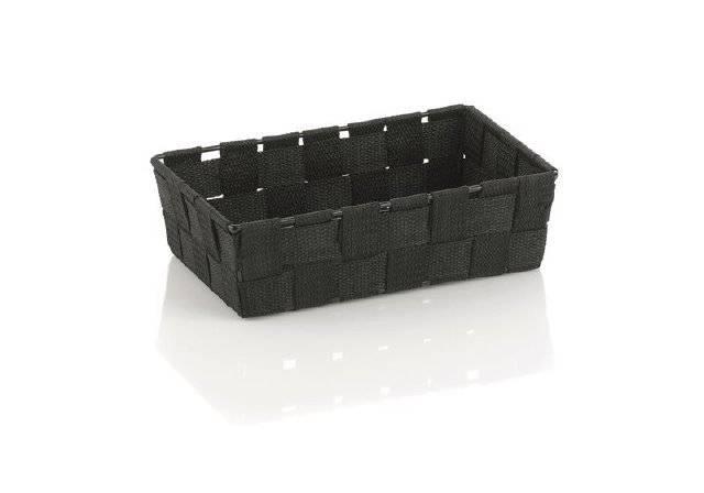 Koš ALVARO černá 23x15x6cm KL-23011 - Kela