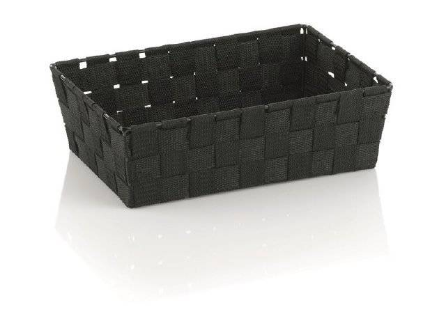 Koš ALVARO černá 29,5x20,5x8,5cm KL-23021 - Kela