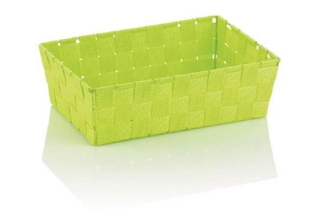 Koš ALVARO zelená 29,5x20,5x8,5cm KL-23024 - Kela