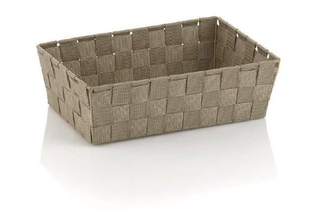 Koš ALVARO béžová 29,5x20,5x8,5cm KL-23025 - Kela