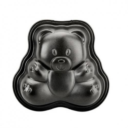Forma na pečení medvídek 26cm - Ibili