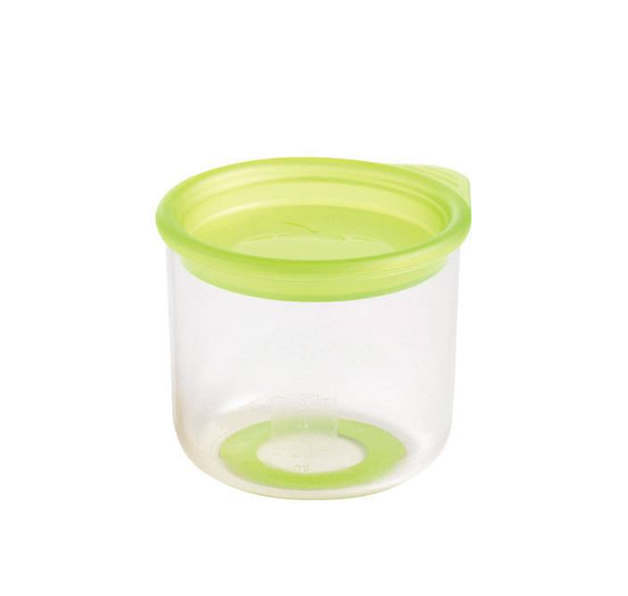 Skladovací miska s víkem Mastrad zelená 150ml - Mastrad