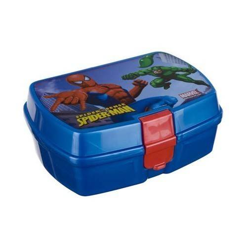 Svačinový box Spiderman 17x12,5x6,5cm - BANQUET