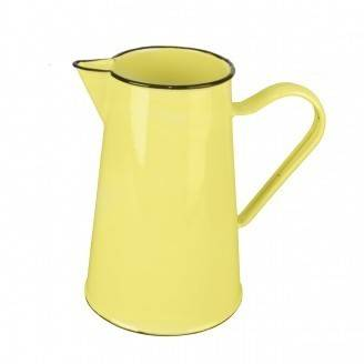 Smaltovaný džbán žlutý 2l - Orion
