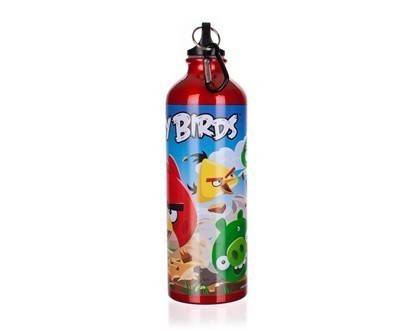 Láhev na pití hliníková Angry Birds 750ml - BANQUET
