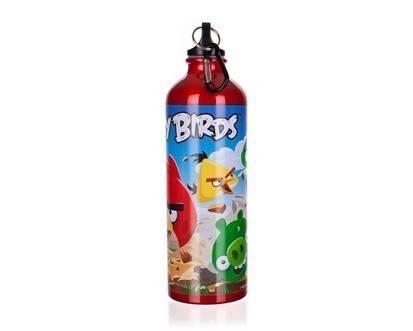 Hliníková láhev 750ml, Angry Birds - BANQUET