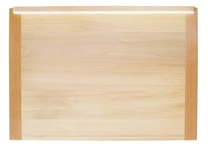 Vál kuchyňský, 460 x 330 x 15 mm - Dřevovýroba Otradov