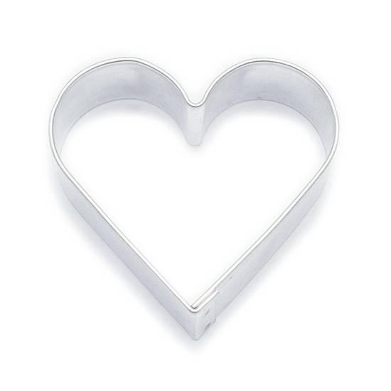 Vykrajovátko srdce 4,5cm - Smolík
