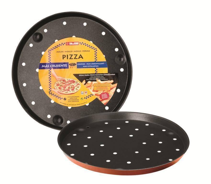 Plech na pizzu 28cm - Ibili