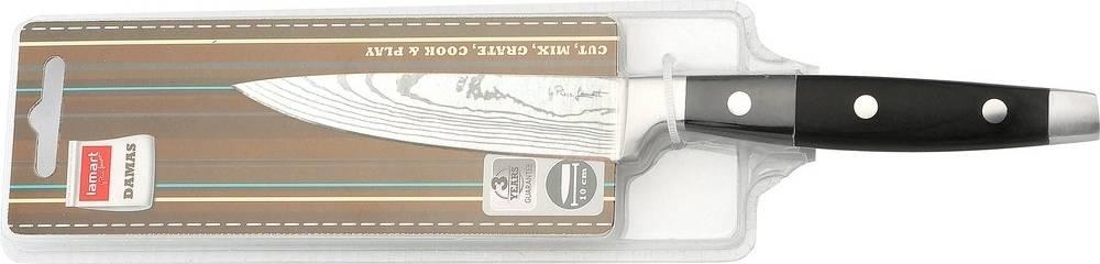 Nůž loupací 10cm DAMAS - Lamart