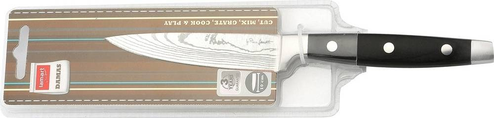 LT2041 Nůž loupací 10cm DAMAS - Lamart