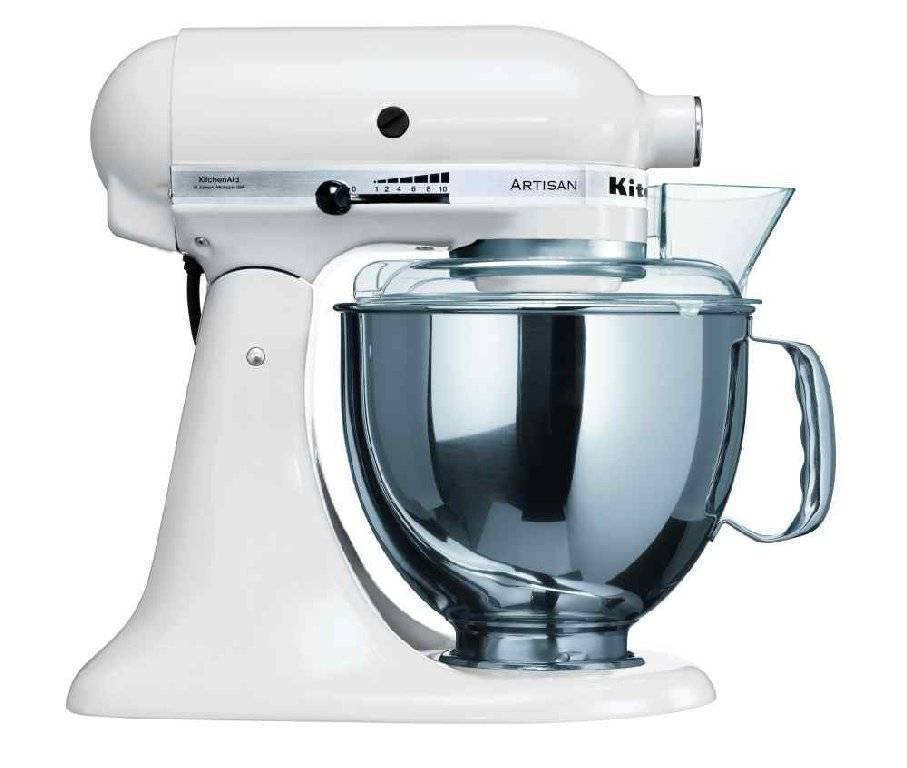 Kuchyňský robot Artisan bílý - KitchenAid