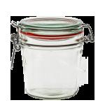 Zavařovací láhev páková - 500 ml - BIOWIN