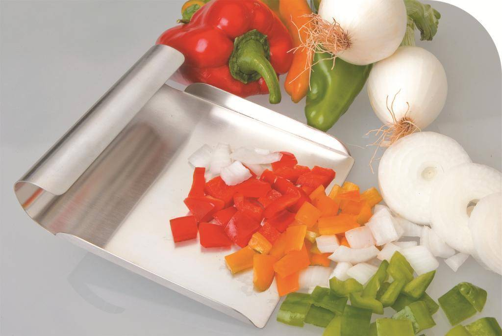 Nerezová lopatka na zeleninu - Ibili