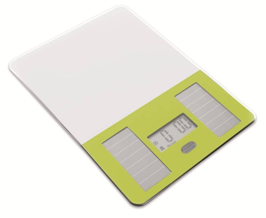Digitální kuchyňská váha SOLAR - Ibili