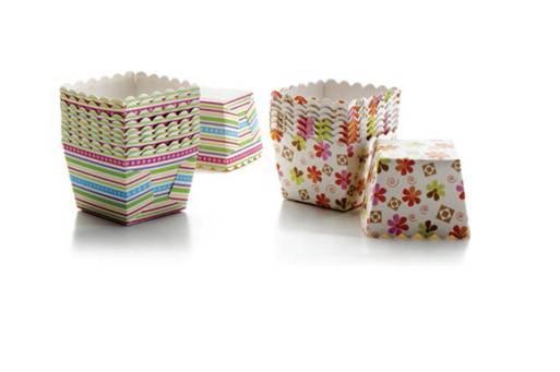 Cukrářské košíčky - barevné 20ks - Ibili