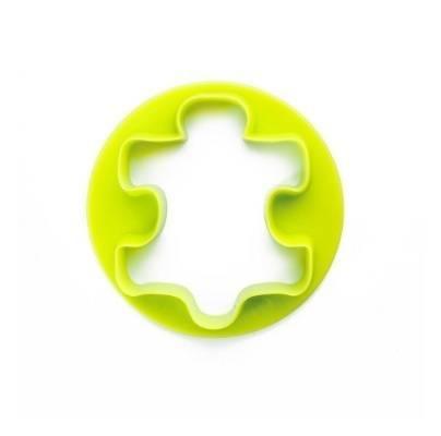 Vykrajovátko puzzle 6x7cm - Ibili