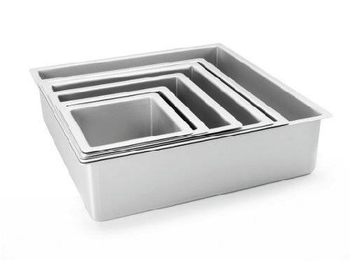 Forma na dort čtvercová 20x10cm - Ibili