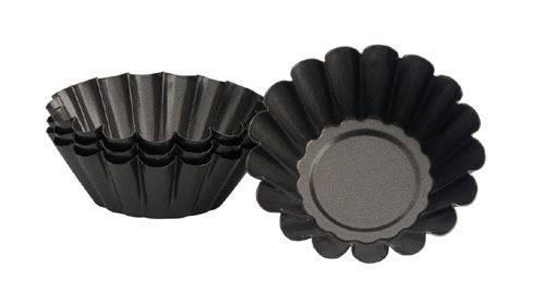 Pečící formy 8cm set – 4ks - Ibili