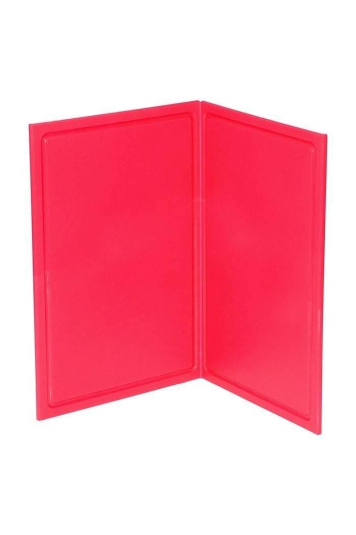 Krájecí deska Mastrad červená 39,5x29,5x0,6cm - Mastrad