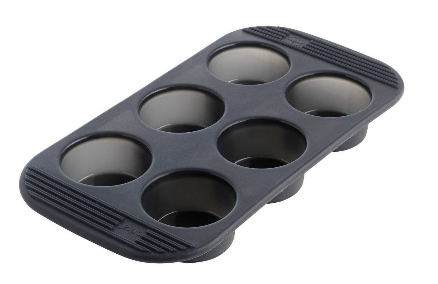 Silikonová forma na muffiny Mastrad 6ks - Mastrad