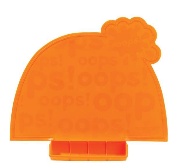 Prostírání pro děti oranžové - Mastrad