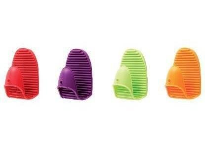 Silikonová chňapka Mastrad - fialová - Mastrad