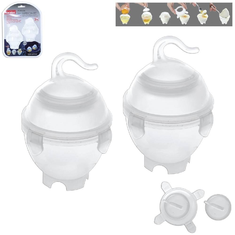 Forma na vaření vajec 2ks - Orion