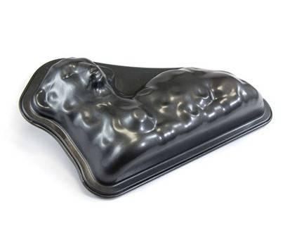 Forma na velikonočního beránka 29cm - plech - BANQUET