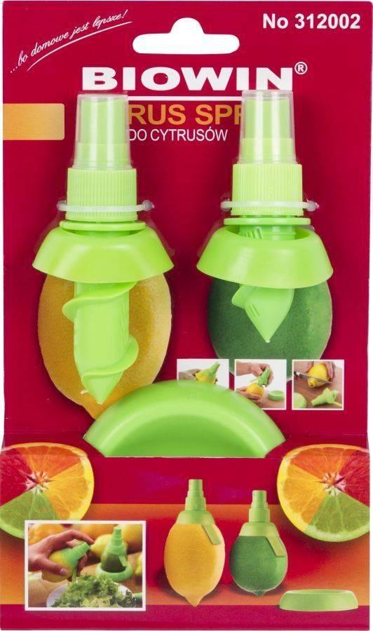 Citrusový rozprašovač - BIOWIN