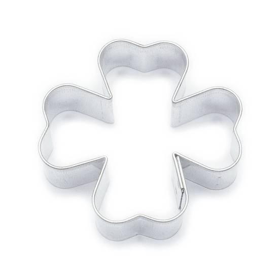 Vykrajovátko čtyřlístek 4,8cm - Smolík