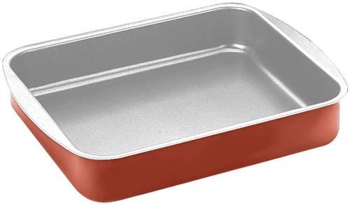 Pekáč hliníkový červený 35x26x6cm - Ibili