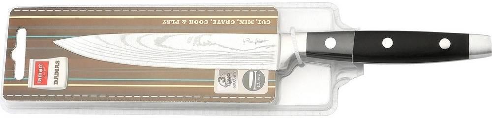 LT2042 Nůž loupací 13cm DAMAS - Lamart