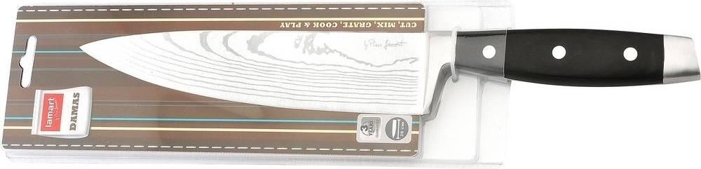 LT2045 Nůž kuchařský 20cm DAMAS - Lamart