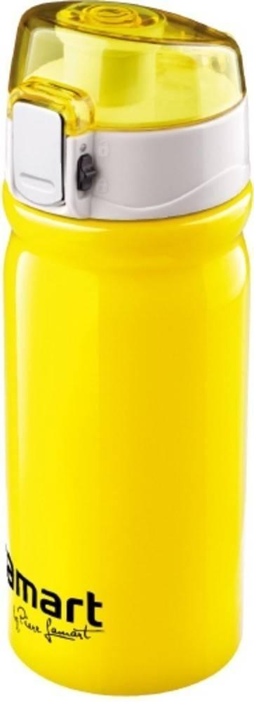 Sportovní láhev LT4018, žlutá 0,5L - Lamart