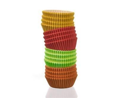 Cukrářské košíčky 100ks, barvy - BANQUET