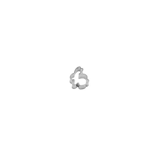 Vykrajovátko zajíček 1,8cm - Smolík
