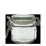 Zavařovací sklenice s klipem 200 ml - BIOWIN