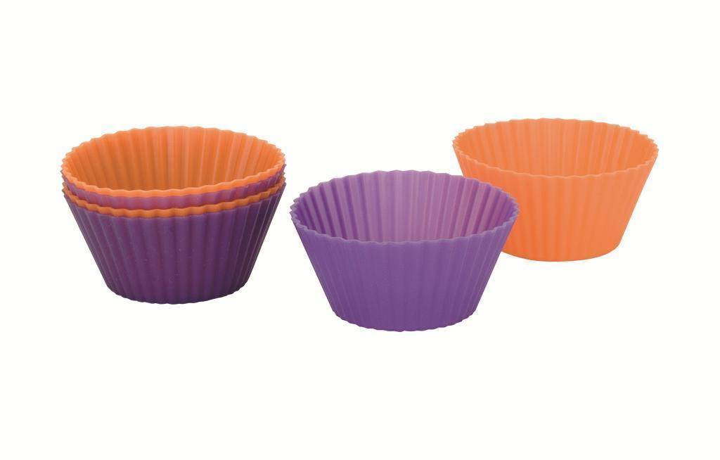 Pečící košíčky na muffiny – 6ks - Ibili
