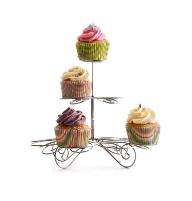 Stojan na cupcakes malý - Ibili
