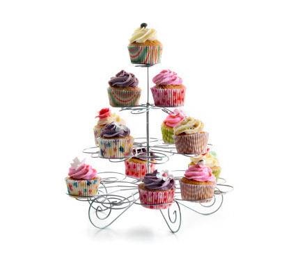 Stojan na cupcakes velký - Ibili