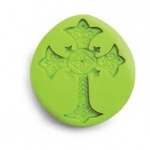 3D forma na fondant kříž - Ibili
