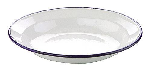 Hluboký talíř smaltovaný 24 cm - Ibili