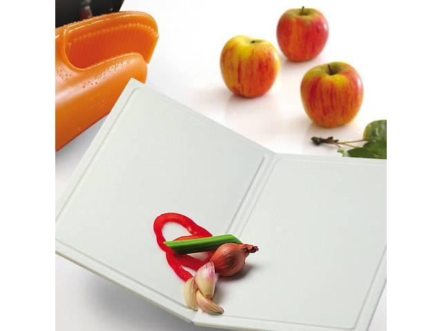 Krájecí deska Mastrad bílá 39,5x29,5x0,6cm - Mastrad